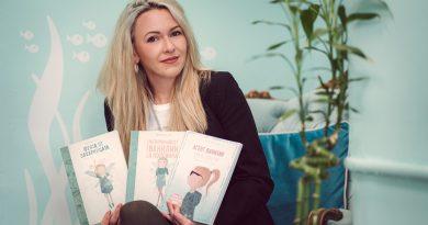 Кой прави детските книги: Катя Антонова